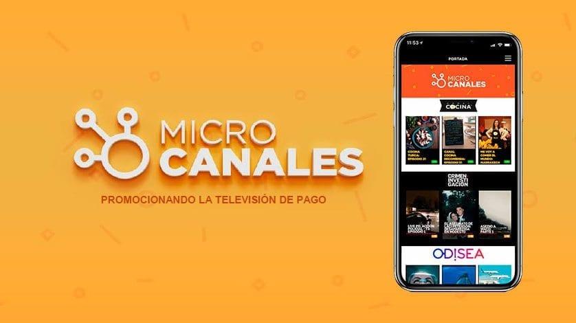 AMC Networks lanza MICROCANALES, app gratuita con contenidos de sus programas