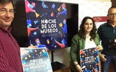 La tercera edición de la Noche de los Museos se celebrará con diez actividades