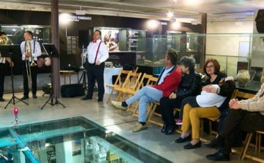 Gran respuesta del público a la celebración de la Noche los Museos