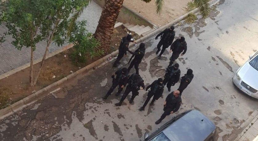 Nuevos detenidos en la operación antidroga iniciada ayer en Jumilla