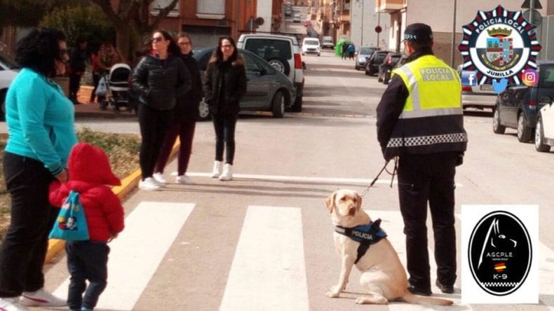 Unidad Canina Jumilla
