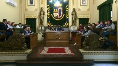 Pleno Ayuntamiento Jumilla