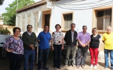 La primera fase de rehabilitación del colegio de la Fuente del Pino ha terminado