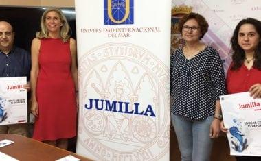 La Universidad Internacional del Mar impartirá en Jumilla el curso 'Educar con el Deporte'