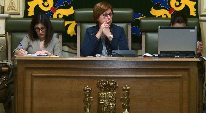 Aprobadas las cuatro mociones presentadas al pleno ordinario de mayo