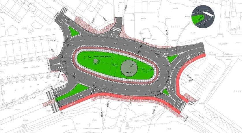 La Junta de Gobierno determina la oferta más ventajosa para las obras de mejora de la Plaza del Camionero