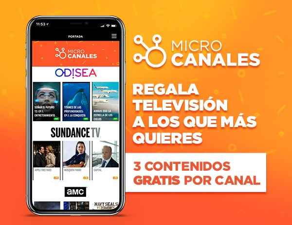 regala microcanales