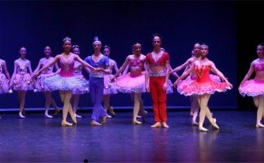 Exitosa gala de Danza de 'Robles Ballet School' a beneficio de Aspajunide
