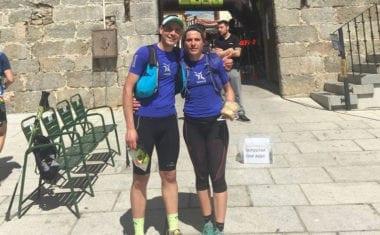 Victoria para Hinneni Trail Running en la Sierra de Gredos