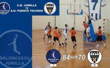 El CB Jumilla está más cerca de la final al vencer en el primer partido de semifinales