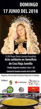 Acto-solidario-a-beneficio-de-Cruz-Roja-Jumilla