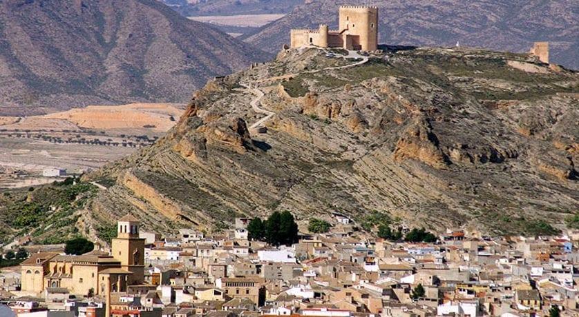 Jumilla se encuentra entre los municipios de menor renta media en España