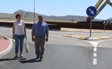 Finalizadas las obras de renovación de infraestructuras de la calle Goya