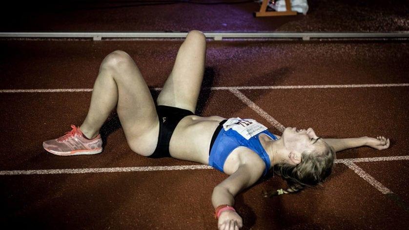 """El Athletic Club Vinos DOP Jumilla estuvo en el Gran Premio Nacional de Atletismo """"Ciudad de Murcia"""""""