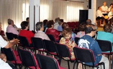 El Centro de Personas Mayores comienza el domingo la Semana Socio Cultural de Primavera