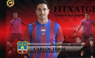 Carlos Terol ficha por el Formentera