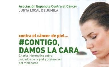 El próximo miércoles habrá una conferencia sobre el cáncer de piel