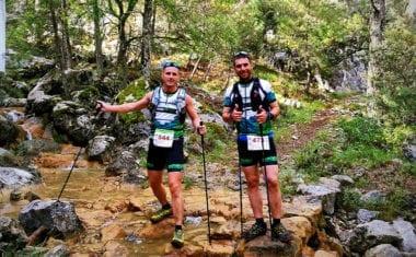 Hinneni Trail Running estuvo en la Ultra Bosques del Sur