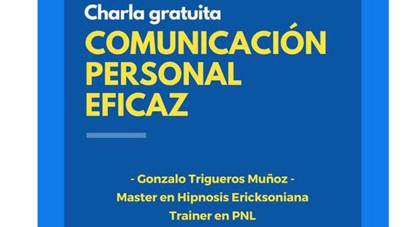 Igualdad ofrece el viernes la charla 'Comunicación personal eficaz'