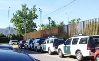 Ya son doce los detenidos en la macro redada antidroga que se inició el miércoles en Jumilla