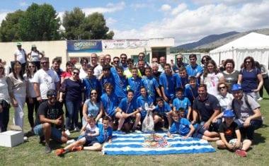 El Primera Alevín de la Escuela de Fútbol compitió en la Tomir Cup