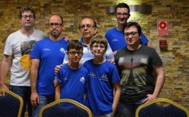 Francisco Javier Tomás del Club Coimbra rozó la victoria en el II Festival de Ajedrez Mar Menor