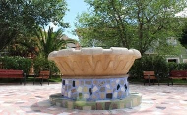 Finaliza la reforma del jardín de la Plaza de San Juan