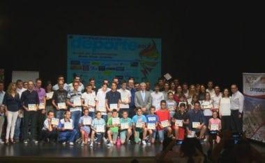 42 deportistas y un árbitro serán galardonados en los Premios Siete Días del Deporte