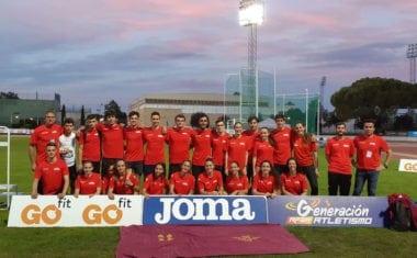 Noveno puesto para Juan Carlos Guardiola en el Campeonato de España de Federaciones Autonómicas Sub-18