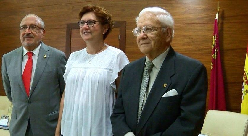 El investigador Marín Padilla, profeta en su tierra