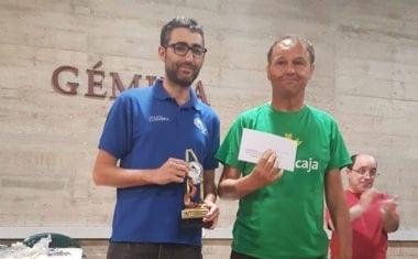 Victoria para James Plaskett en el Torneo Fin de Curso del Club de Ajedrez Coimbra