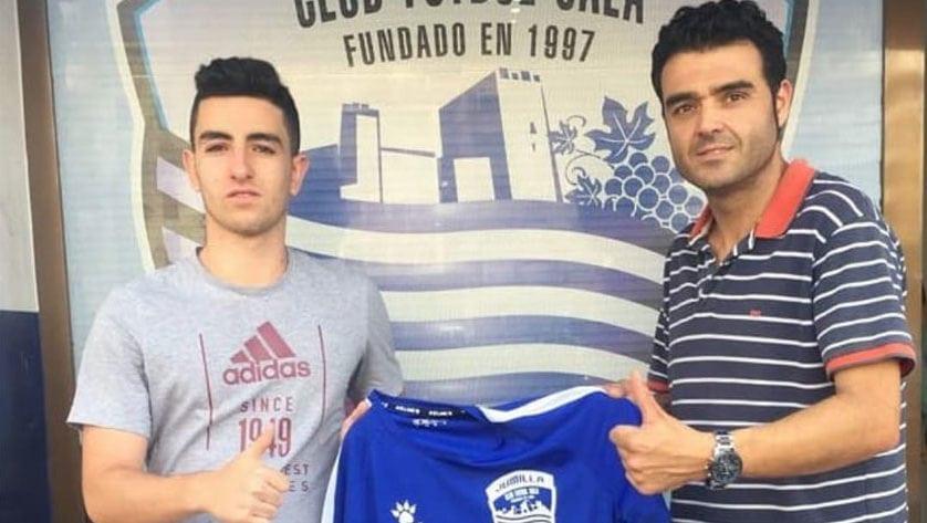 """El ala jumillano Miguel Ángel Jiménez """"Lin"""" ficha por el Club Jumilla FS"""