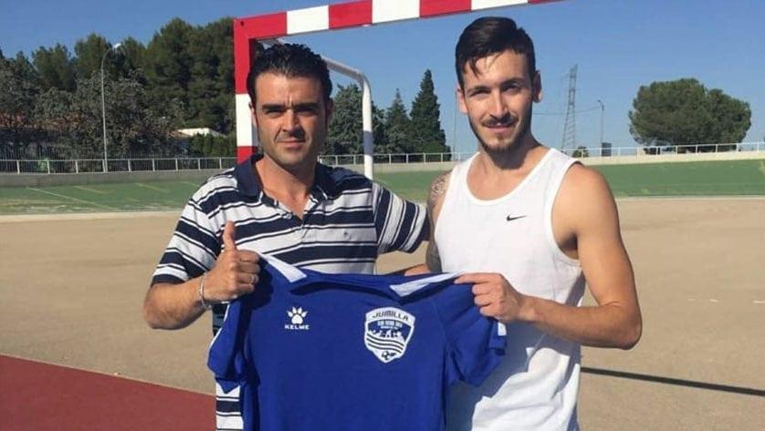 Lorenzo Martínez se convierte en el primer fichaje del  Jumilla FS