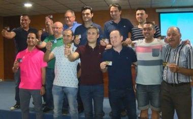 Un grupo de aficionados al fútbol sala toma las riendas del Club Jumilla FS
