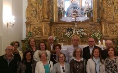 Multitudinaria asistencia de ciudadanos a la Patrona de Jumilla durante mayo