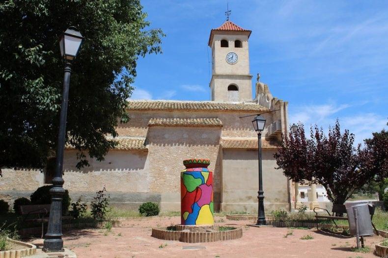 plaza-cañada-trigo-jumilla