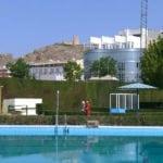La nueva piscina olímpica del Polideportivo La Hoya abrirá al público el domingo