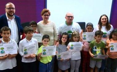 Con la entrega de premios del concurso sobre la importancia del reciclaje culminan los actos del Día Mundial del Medio Ambiente