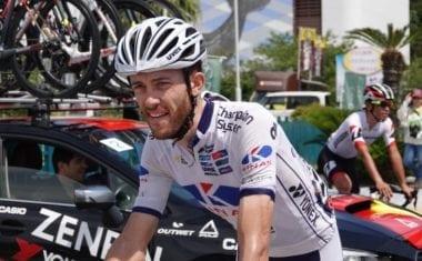 Victoria en el Tour de Kumano para el ex-equipo de Salvador Guardiola, el Team Ukyo