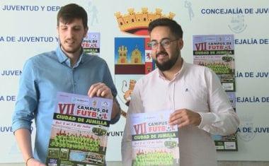 El Campus de Fútbol Ciudad de Jumilla llega a su séptima edición