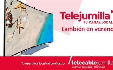 Da comienzo la programación Especial Verano 2018 en Telejumilla