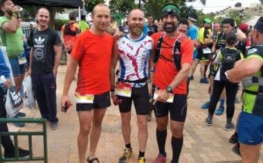 Tres puestos de podio para Hinneni Trail Running en el Desafío Trail Sierra del Segura de Socovos