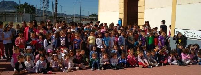 visita escolares patrona jumilla