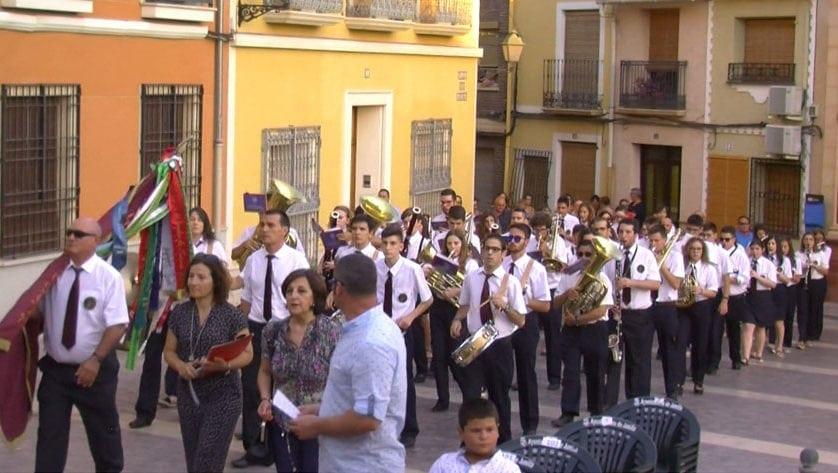 Llega a su XXI edición el Festival de Bandas de Música de la Asociación Musical Julián Santos