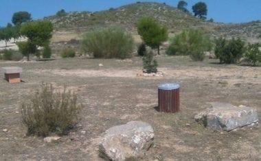 Ya han finalizado los trabajos de acondicionamiento y mejora de la Fuente de las Perdices y su entorno