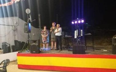 La pedanía de La Zarza celebra sus fiestas patronales