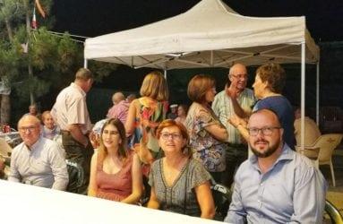 alcaldesa y concejales jumilla en la zarza