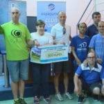 Antonio Toral dona el beneficio de la venta de su libro al Club Deportivo Aspajunide