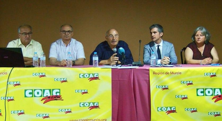 Más de un centenar de socios acudió a la Asamblea Anual de Coag