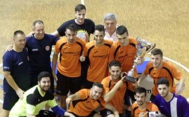 Bar Restaurante Los Pirrikis, de Yecla, se proclama  campeón del  XVII Torneo 36 H Fútbol Sala